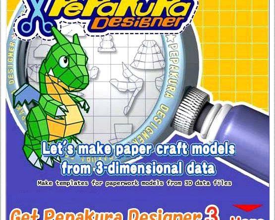 Pepakura Designer 3.0.8