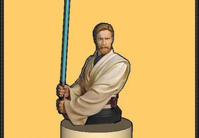 Бюст Оби-Вана Кеноби \ Obi-Wan Kenobi Bust